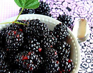 Blackberries (βατόμουρα)
