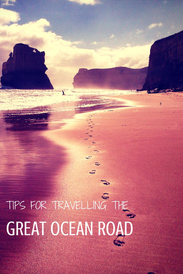 A trip along the Great Ocean Road can take anywhere from a day to two weeks…