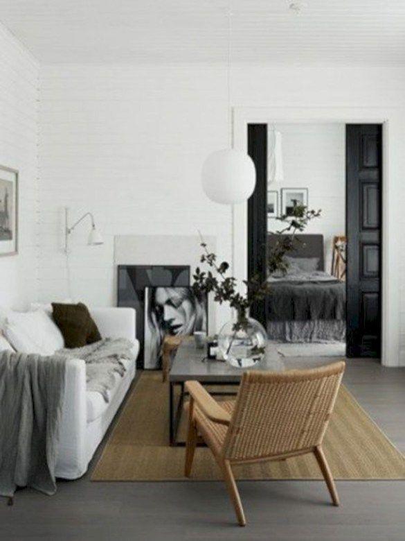 Minimalist Bedroom Plants Minimalism Traditional Minimalist Home