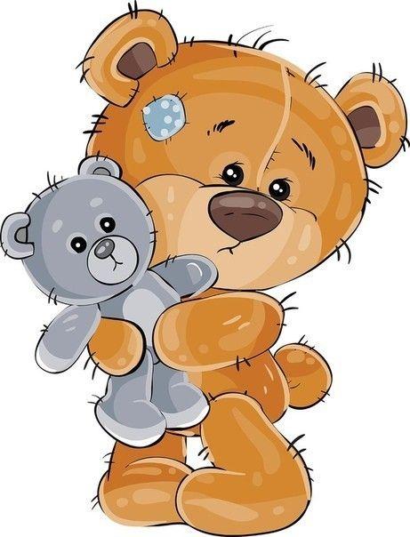 Novosti Bear Illustration Panda Bear Gifts Tatty Teddy