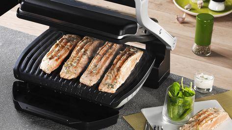 Sie lieben saftige Steaks oder zartes Hähnchen, scheuten bisher aber den Kochaufwand? Der Tefal Optigrill will Fleisch quasi im Alleingang optimal zubereiten. Ob das wirklich so einfach funktioniert, hat eKitchen-Autor Philipp Weber getestet.