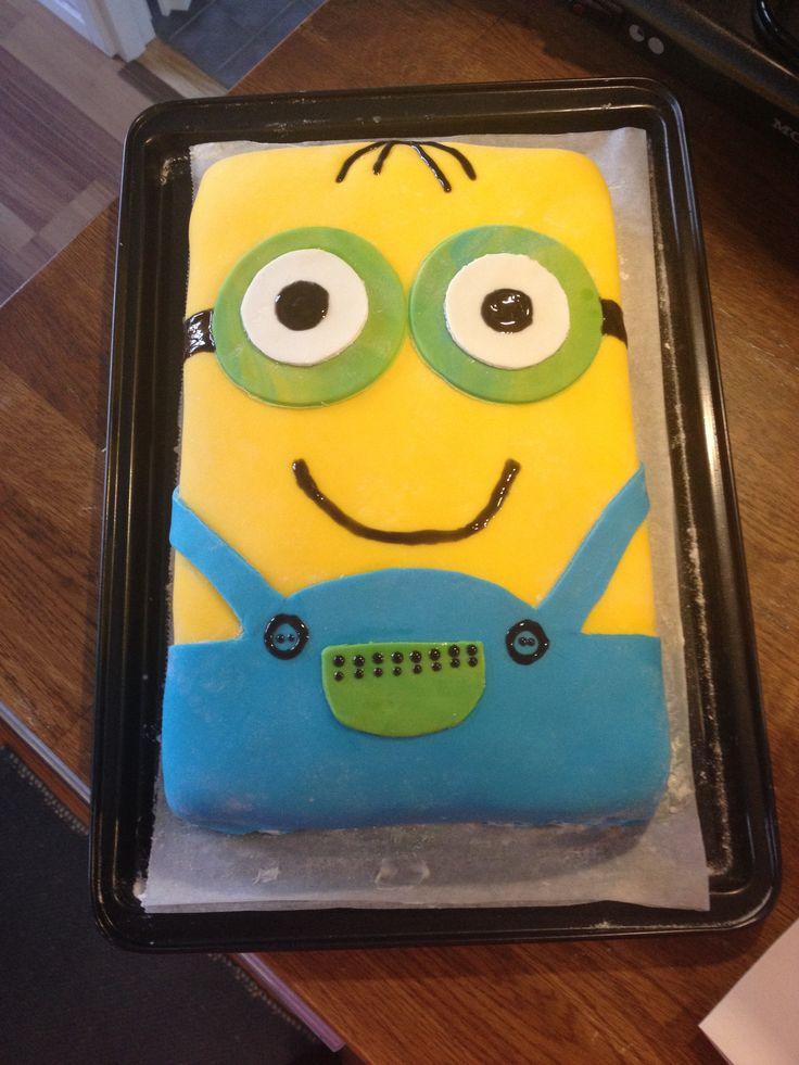 Minion kakku