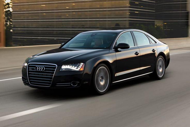 Аренда Audi A8 это идеальное сочетание роскоши и приемлемой цены - от 1000 руб/час