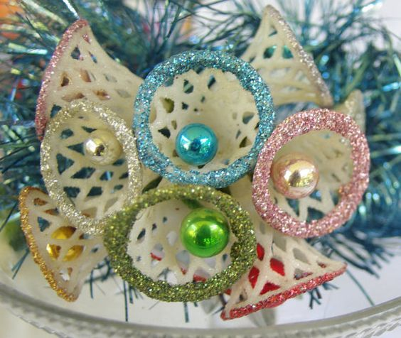 Best Christmas Danties: 503 Best Dolly's Dainty Christmas Images On Pinterest