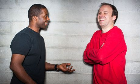 Adrian Lester and Rory Kinnear: 'Othello and Iago are a bit cracked.'