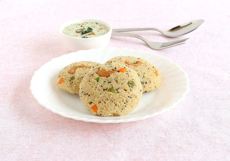 Oats Idli with Chutney   Recipe   Recipes, Food, Healthy ...