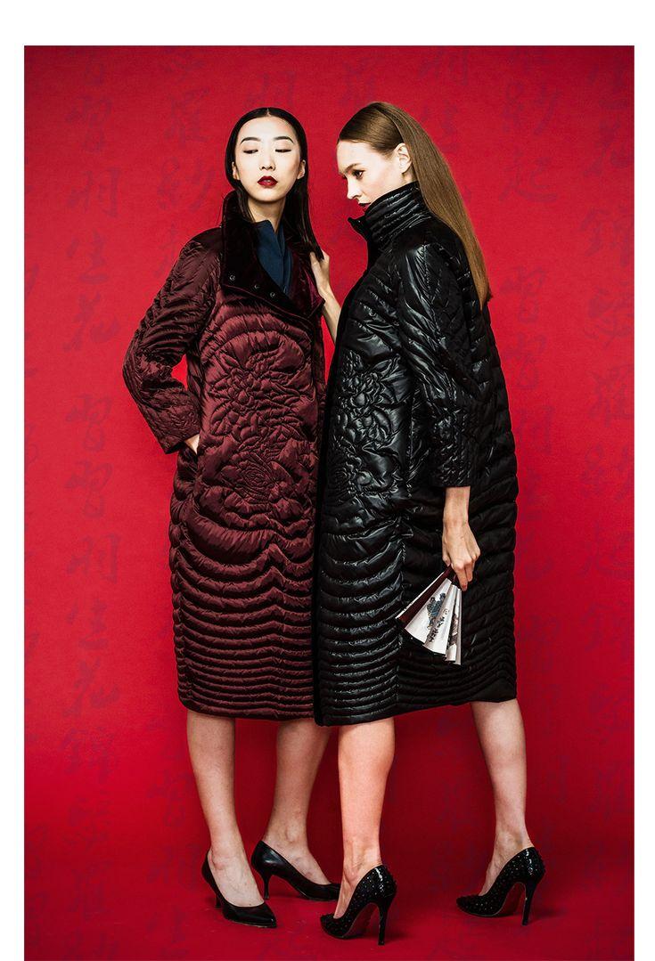 C.l.j женские вниз пальто и куртки 2015 новые внизу куртка высокое качество новая технология красивая тонкий широкий женский пуховиккупить в магазине Miss FoFo Online Top-rated SellerнаAliExpress