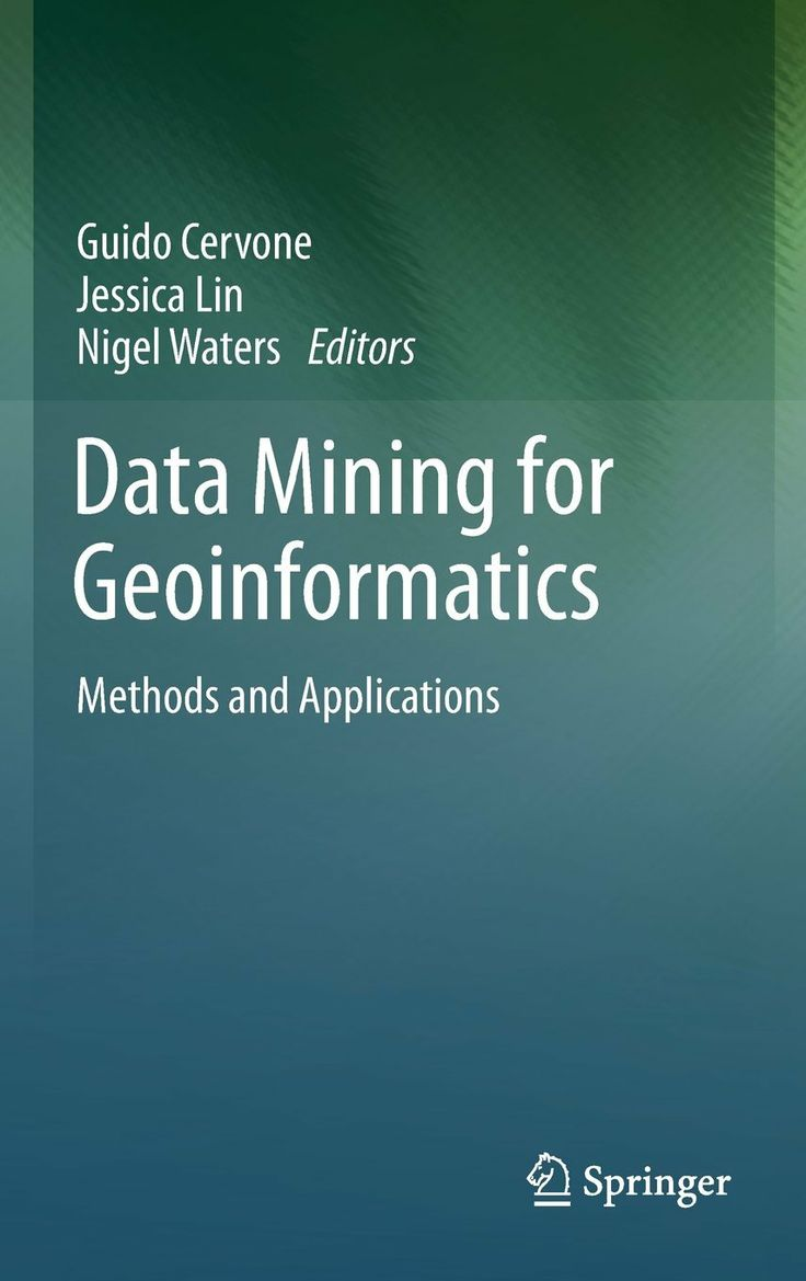 I'm selling Data Mining for Geoinformatics: Methods and Applications by Guido Cervone, Jessica Lin and Nigel Wat - $30.00 #onselz