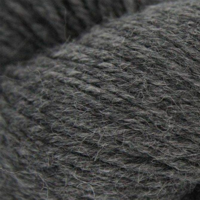 "Berroco Ultra Alpaca - Salt & Pepper  $12   Fiber Content: 50% Alpaca/50% Wool  Weight: Worsted  Gauge: 5 sts = 1"" on US 8  Weight/Yardage: 100g/215yds  Care: Hand Wash"