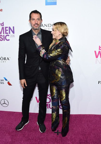 Madonna Photos Photos - Guy Oseary and Madonna attend Billboard Women In Music 2016 Airing December 12th On Lifetime at Pier 36 on December 9, 2016 in New York City. - Billboard Women In Music 2016 Airing December 12th On Lifetime