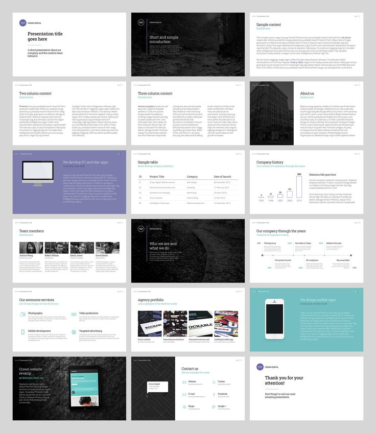 61 best presentations images on pinterest | presentation slides, Presentation templates