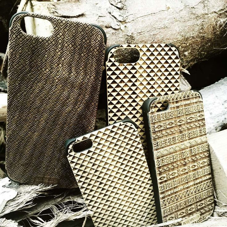The wooden iPhone cases of Mouchmouch Designs - The Greek Foundation