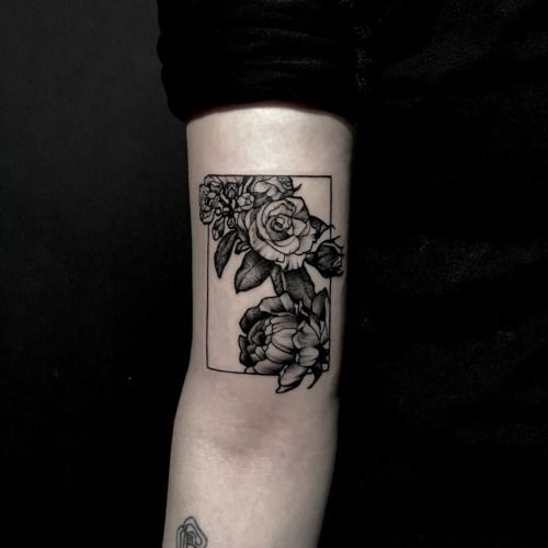 fuckyeahtattoos: Berkin Dönmez No Regrets Tattoo Co....