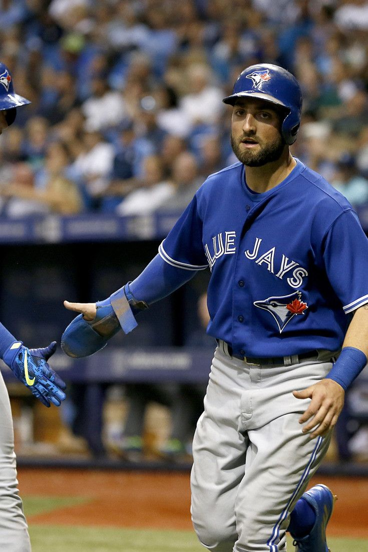 Kevin Pillar's Friday Night Catch Awes Blue Jays And Rays
