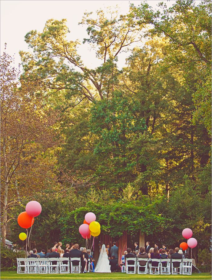 decoration for your wedding ceremony