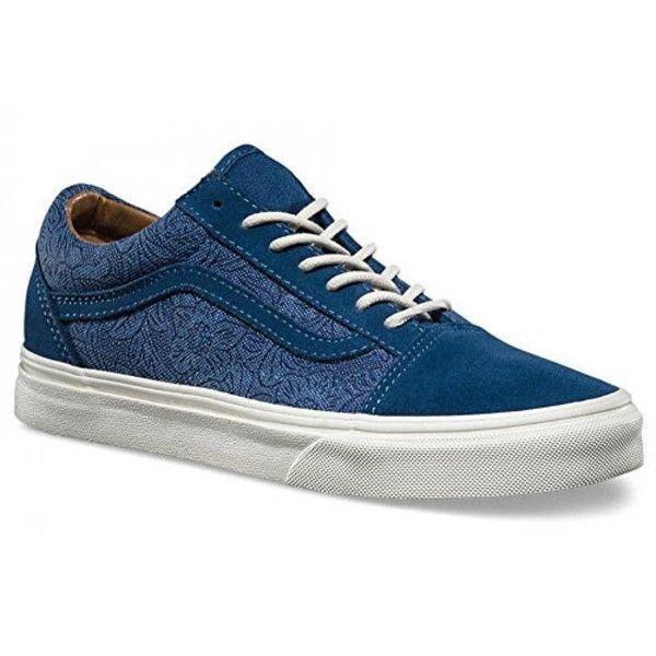 Vans Old Skool Blue Floral Womens Suede Trainers Shoes [dea-regalo_AU-B017A5E7GA] - $39.99 : Vans Shop, Vans Shop in California