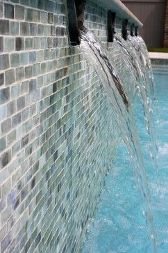 Genial Mosaic Pool Tile Design, Pictures, Remodel, Decor And Ideas