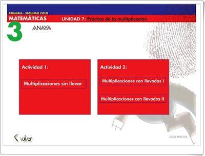 """Unidad 4 de Matemáticas de 3º de Primaria: """"La resta"""""""