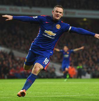 Arsenal-v-Manchester-United, Wayne Rooney scoring against his favourite team