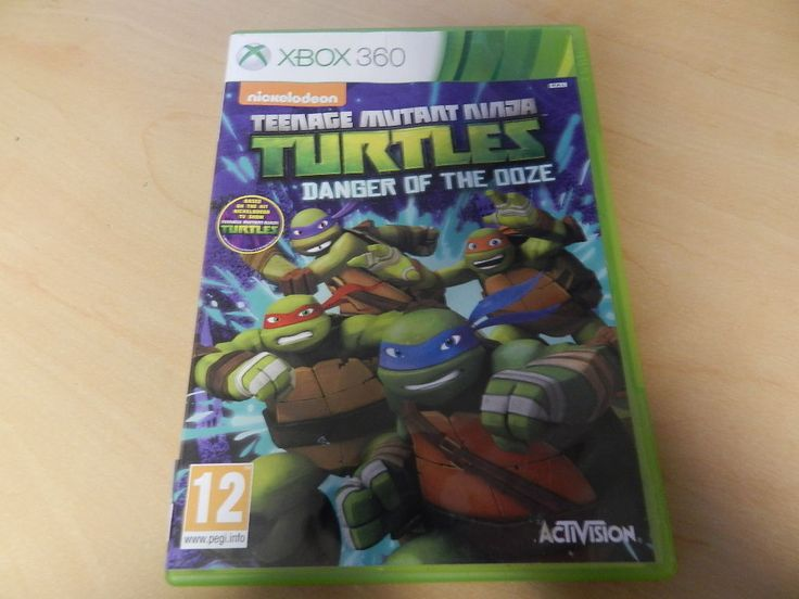 #Teenage mutant #ninja #turtles: danger of the ooze  xbox 360 game free uk p&p,  View more on the LINK: http://www.zeppy.io/product/gb/2/371782628082/
