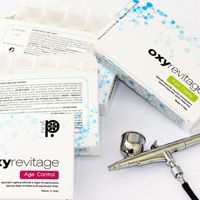 Oxyrevitage per apparecchiatura; Oxyrevitage Age Control, Oxyrevitage Pure Clarity. http://www.primiacosmetici.it/professionali/