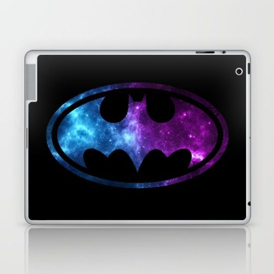 Bat Man  Laptop & iPad Skin