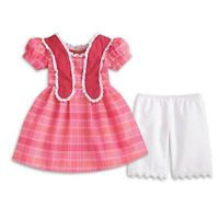 "American Girl Marie Grace Meet Dress & Bloomers Outfit for 18"" Doll NEW Unused"