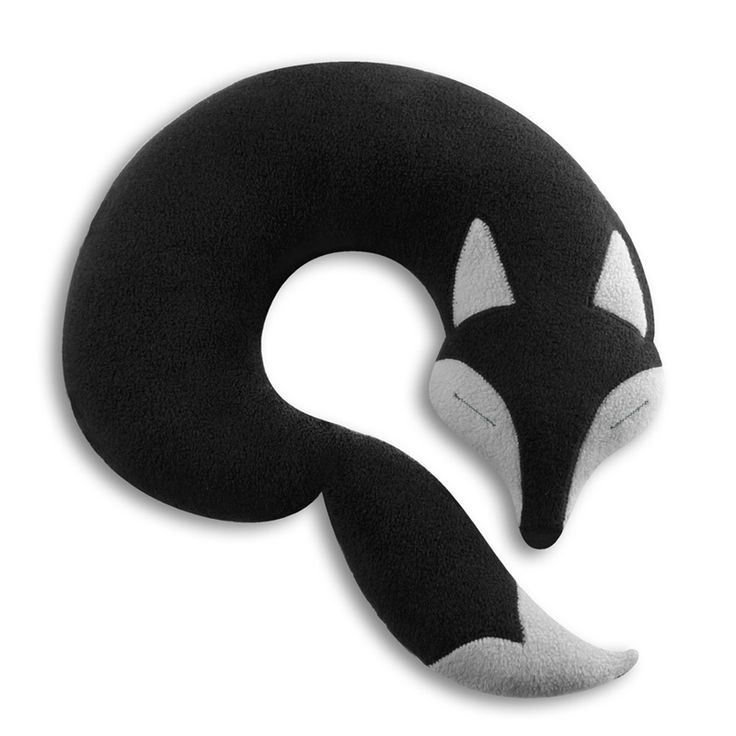 Nackenkissen Der Fuchs Peter auf WIE EINFACH! - Schöne Sachen, die das Leben einfach machen.