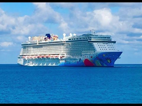 awesome Norwegian Breakaway Cruise VLOG December 26, 2016--- New Year's Cruise