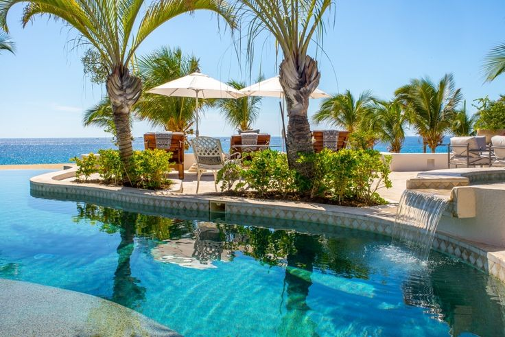 Villa Pacifica  -- Cabo San Lucas #LuxuryTravel www.lujure.ca