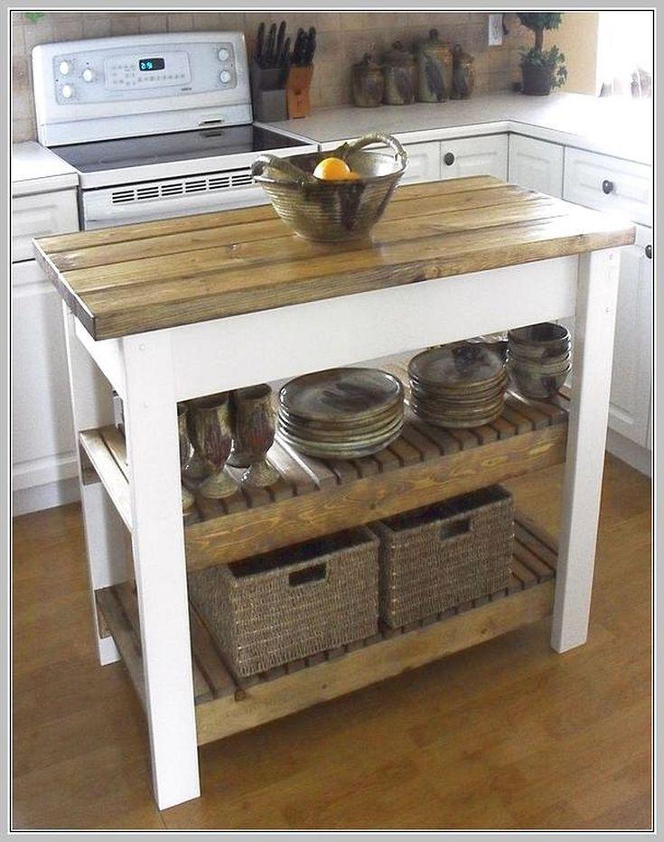 Best 25 Homemade Kitchen Island Ideas On Pinterest