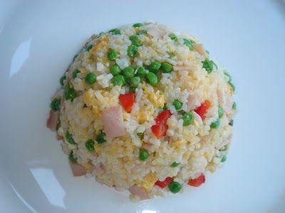 Nem vagyok mesterszakács: Színes-tojásos sült rizs, egyszerűen