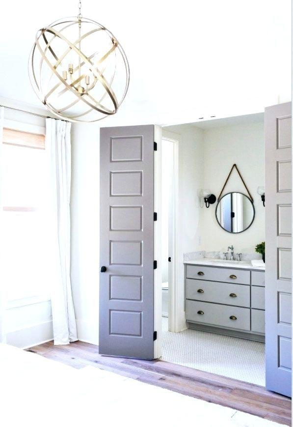 bedroom closet double doors double doors to master bathroom ...