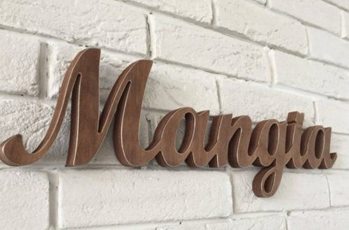 Mangia! Eat! Cool Kitchen Sign - Great Christmas Gift!
