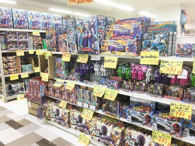 玩具が激安 東京初進出 おもちゃ屋さんの倉庫 町田店 に行ってみた らしんばん町田店 新オープンレポ ふぃぎゅる おもちゃ屋 おもちゃ 倉庫
