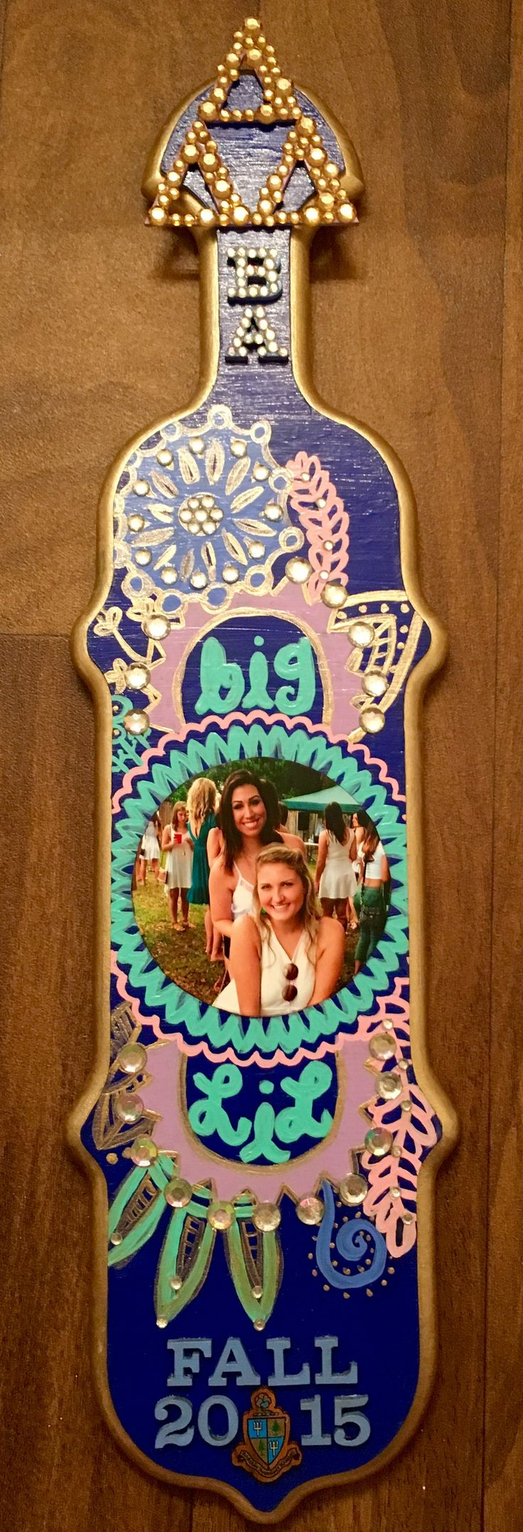 Big/Little Paddle