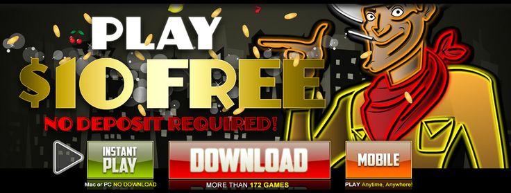 Slots Capital Online Casino Exclusive $10 FREE Chips No Deposit Bonus