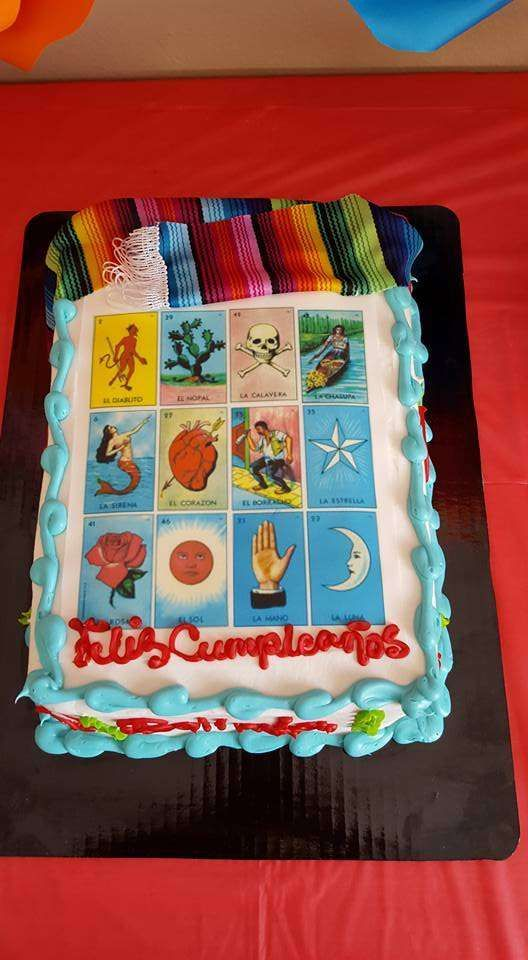 Loteria/Mexican Birthday Party Ideas | Photo 10 of 17 | Catch My Party