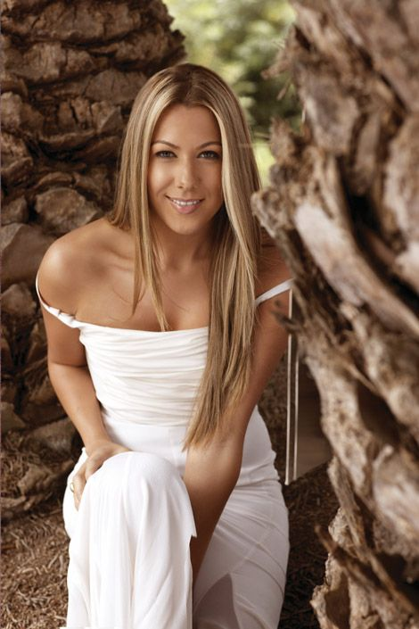 My girl Colbie Caillat-love her hair!