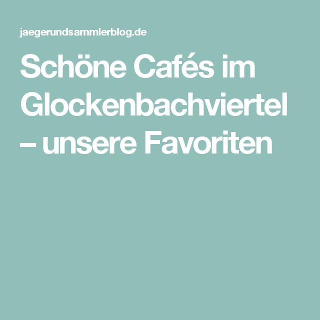 Schöne Cafés im Glockenbachviertel – unsere Favoriten