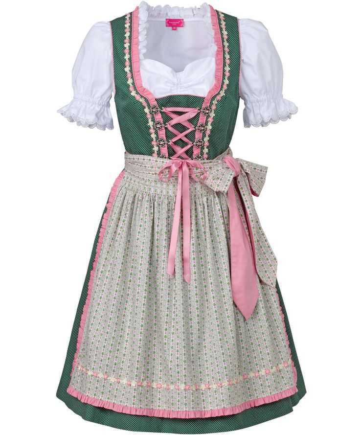 Krüger Madl Dirndl (found at Conleys)