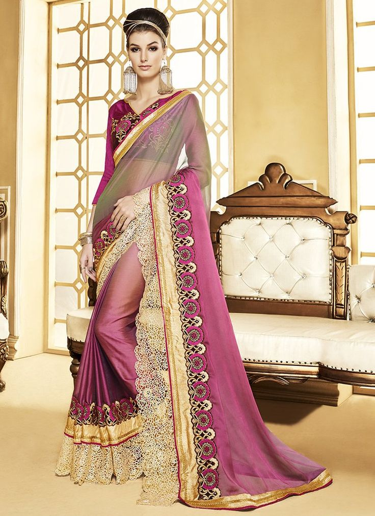 Selections : Purple-silk