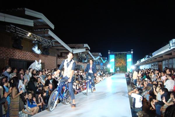 Somos el Centro de América - Fashion Show Saúl E. Méndez