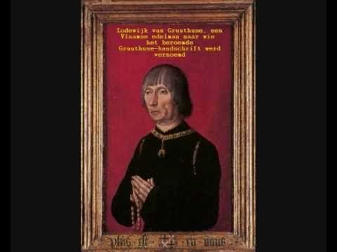 Egidiuslied -- 14e eeuw -- gelezen en gezongen versies (+afspeellijst)