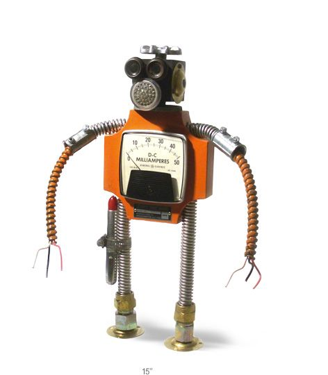 milli by bennett robot works: Awesome Robots, Bennett Robots, Robots Work, Benett Robots, Robots National, Robots Collection, Gobot Robots, Bad Robots, Robots Details