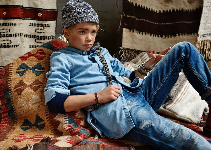 Een mini FW16 verhaal over denim - Scotch & Soda
