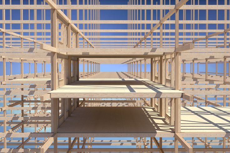 By creating an open innovation platform around modular wood construction, Metsä Wood's aim is to connect the local wood construction industry with global knowledge to facilitate collaboration and growth.
