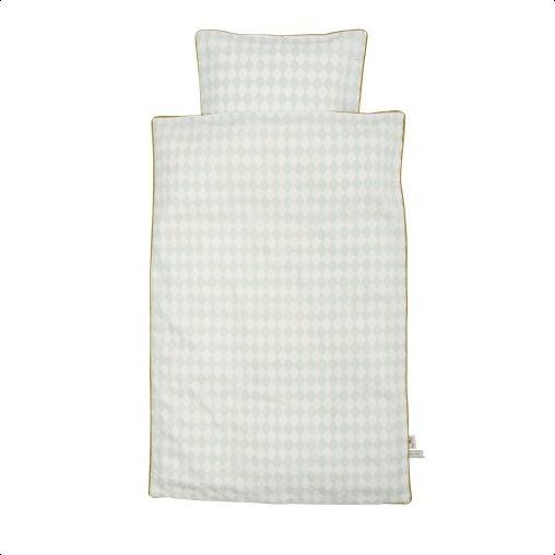 Ferm Living - Harlequin Bedding - Mint