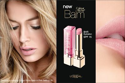 DALY BEAUTY - Dupe Alert! Chanel Rouge Coco Shine 56 Chance vs L'Oreal Color Riche Balm in Pink Satin