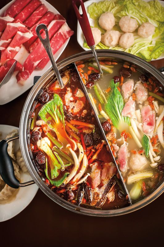 From flaming cocktails to Sichuan hot pot, we've got more than a dozen tips for giving your appetite a big, warm hug.
